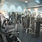 Link to sports facilities page Al Dhakhira Gym